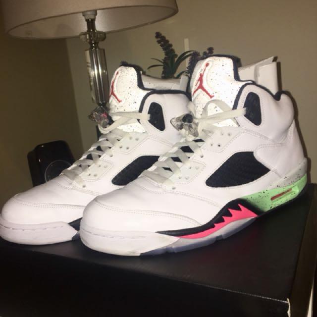 Air Jordan's 5 Retro