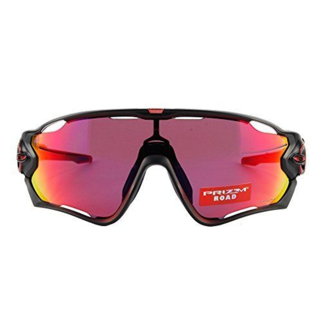 114cc3aebb4a Authentic Brand New Oakley Jawbreaker Sunglasses Matte Black Frame Prizm  Road Lens OO9290-2031