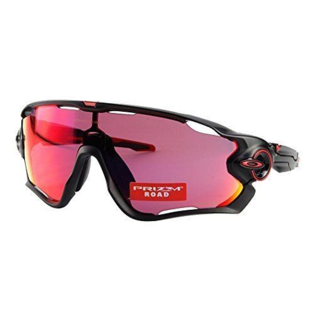 bbb5c677a0 Authentic Brand New Oakley Jawbreaker Sunglasses Matte Black Frame ...