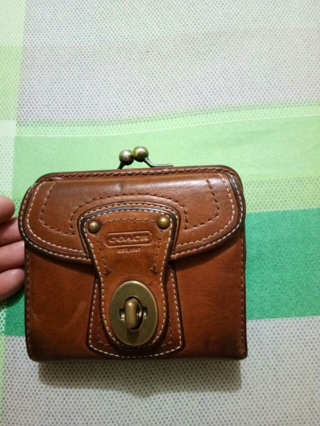 ... outlet coach f22997 multi function wallet ladys long wallet d9051  63eda  coupon for authentic coach wallet preloved womens fashion bags  wallets on ... 5d9050368ae58