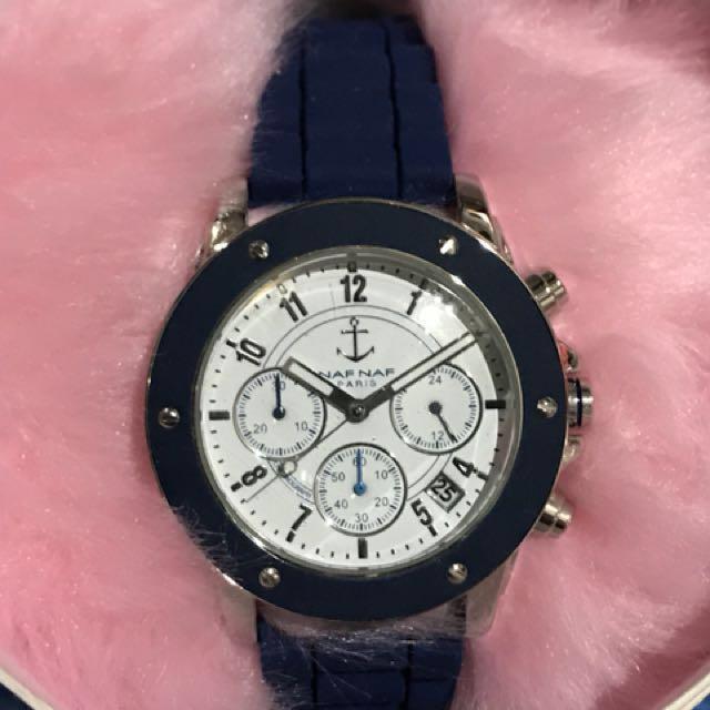 Authentic Naf Naf Watch