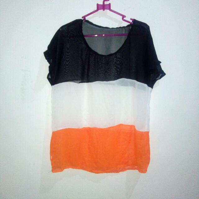 Baju 3 Warna