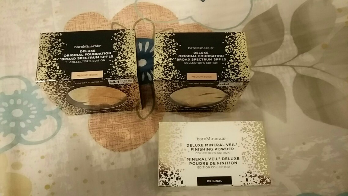 BAREMINERALS limited edition