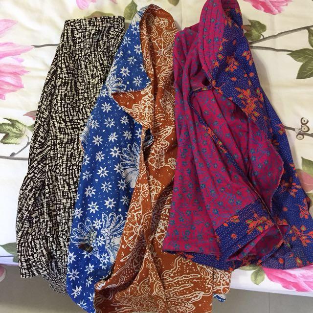 Batik & Abstrak Outter