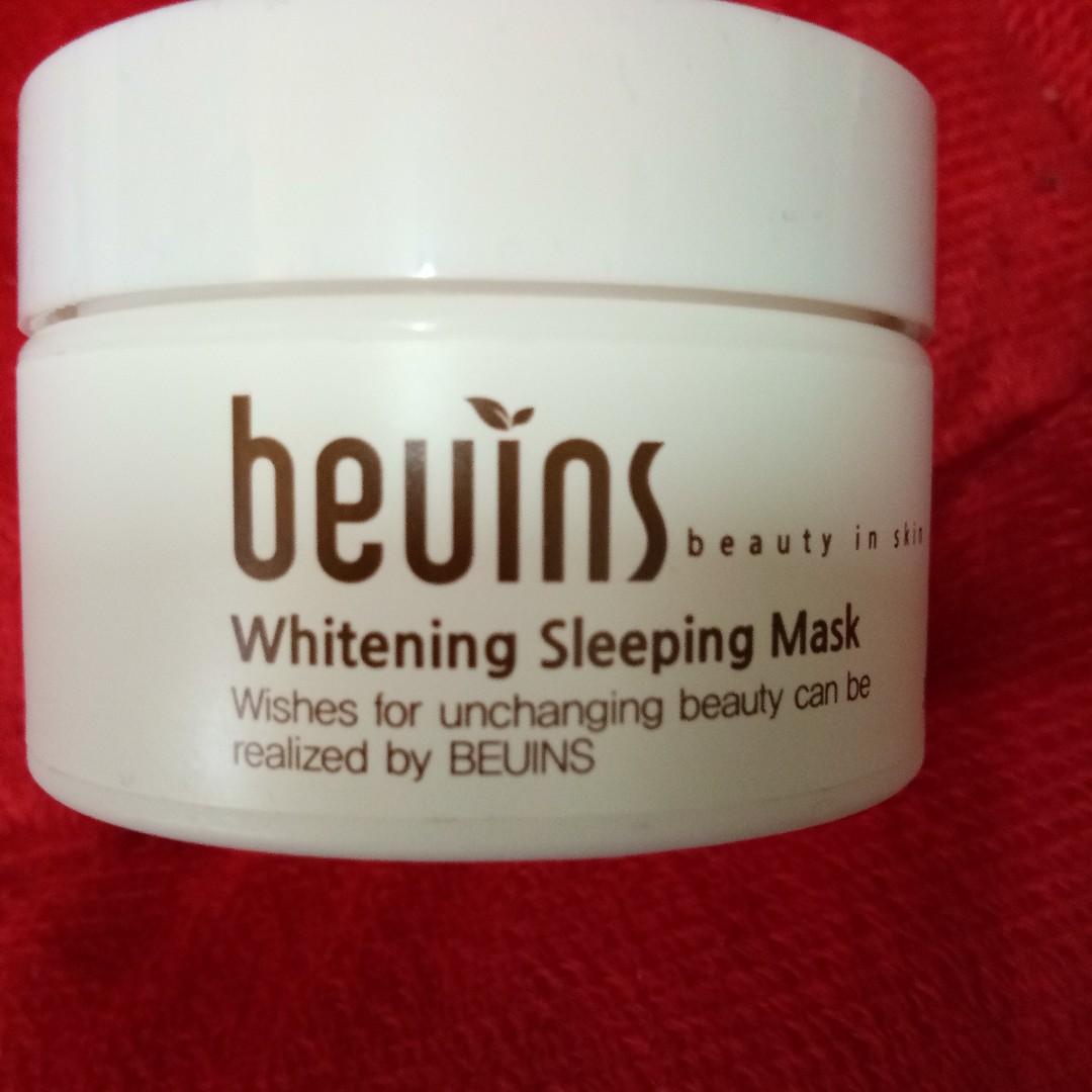 Beuins Whitening Sleeping Mask
