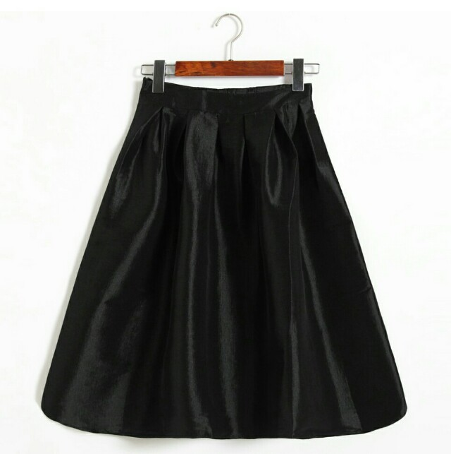 Black Valentino Skirt