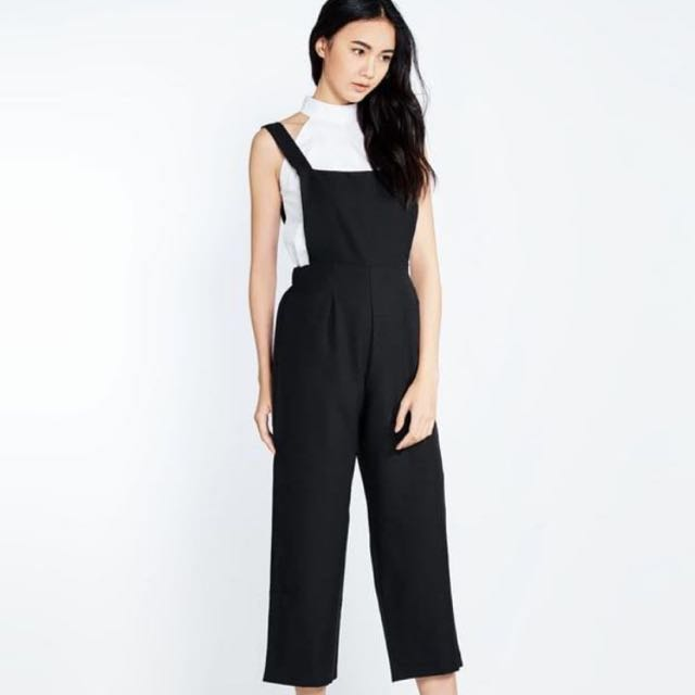 51947875ebe9 BN black overall  dunagree  pinafore  jumpsuit