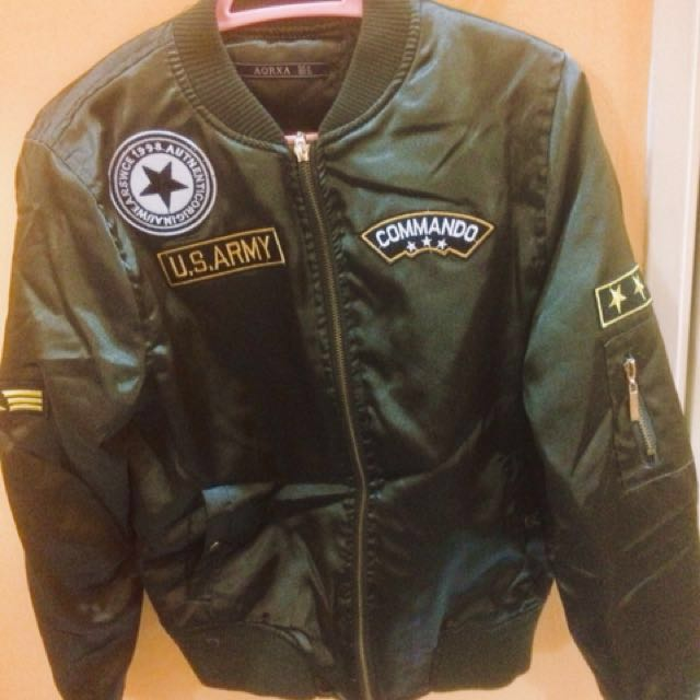 Us Us Army Jacket Army Leather Jacket Us Leather vEqFXF