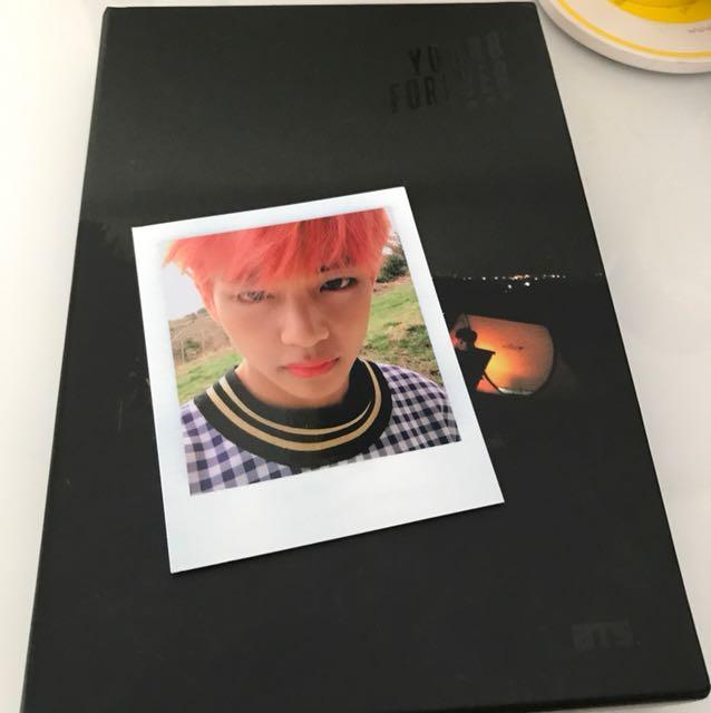 BTS YF album