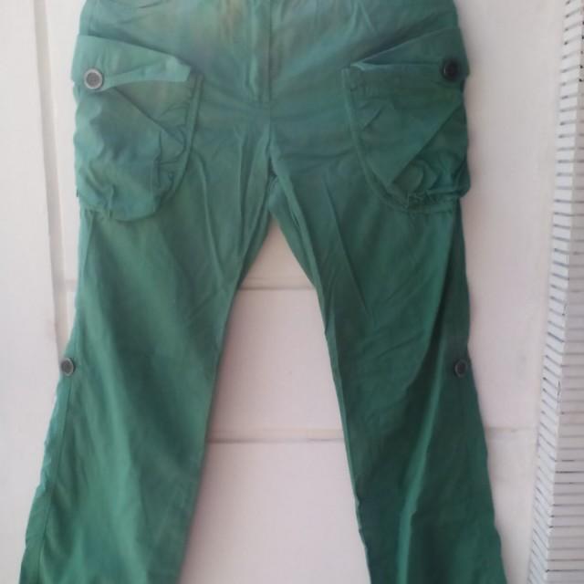 Celana panjang greenlight free ongkir