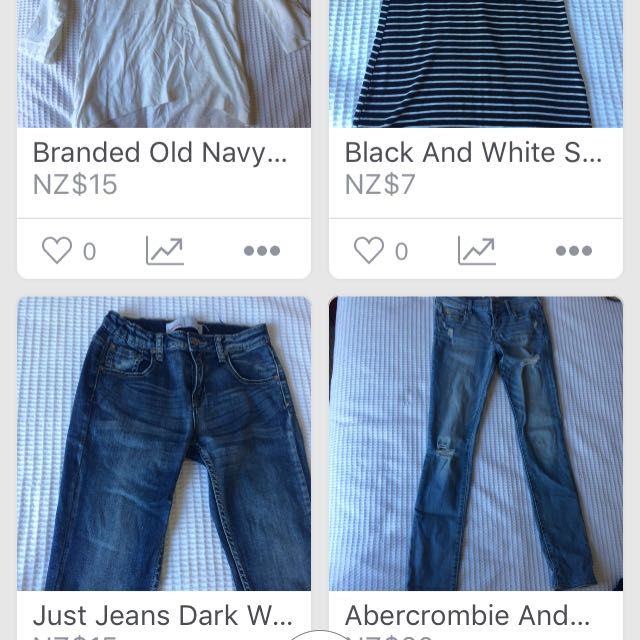 Cheap branded clothes!!!