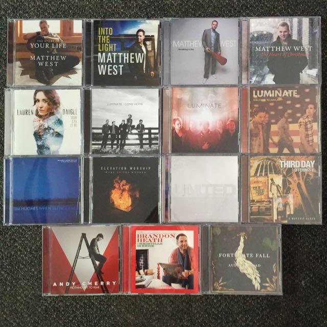 Christian CDs
