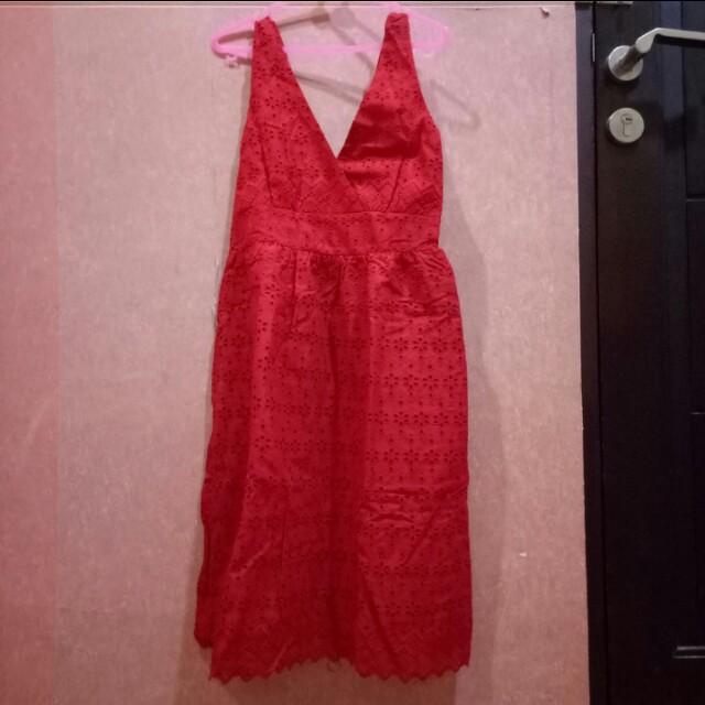 🎄CHRISTMAS PROMO🎄 [New] Brocade Vintage Dress