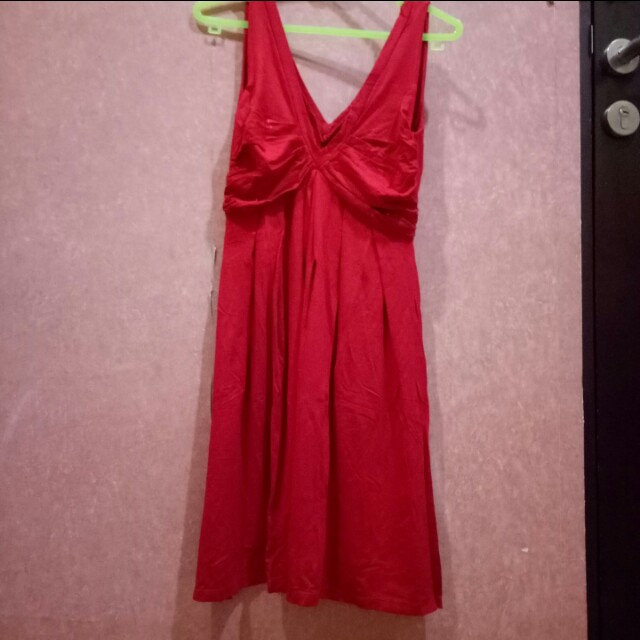 🎄CHRISTMAS PROMO🎄 [New] Simple Red Dress