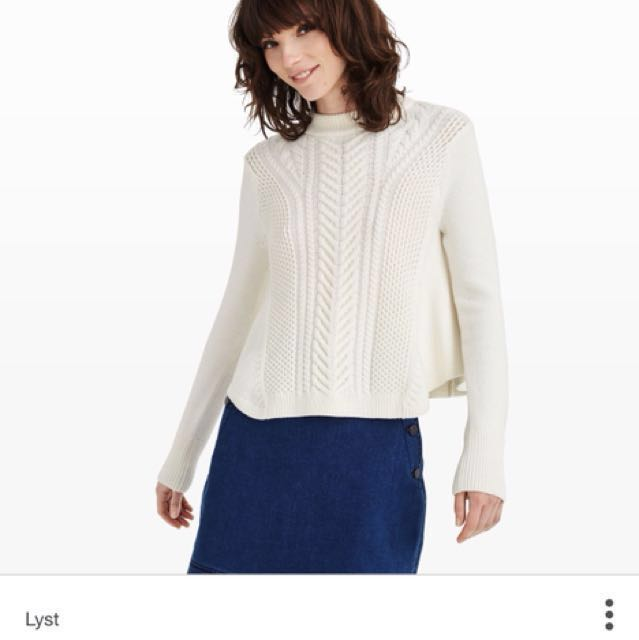 Club Monaco Truda sweater