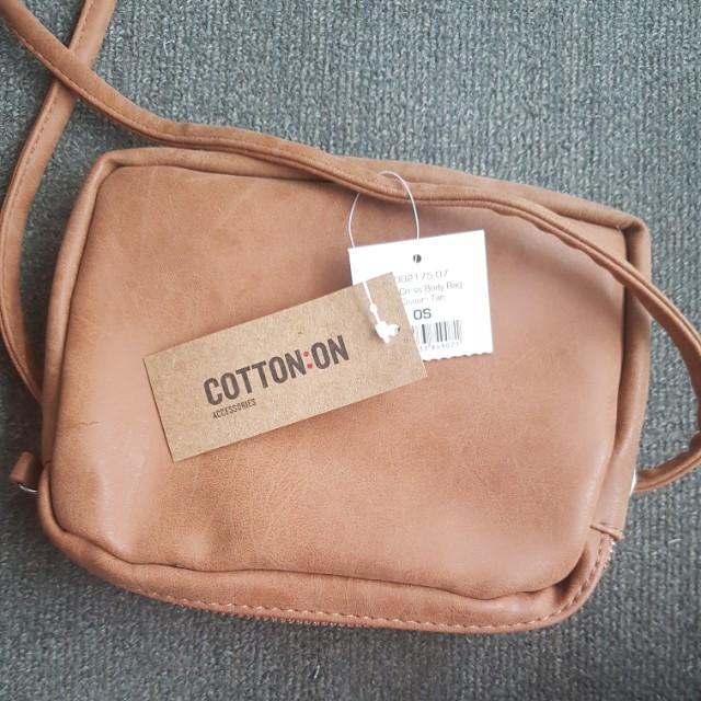 Cotton On Crossbody Purse