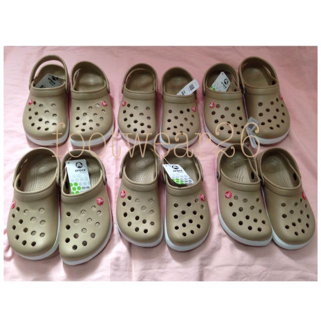 Crocs Available