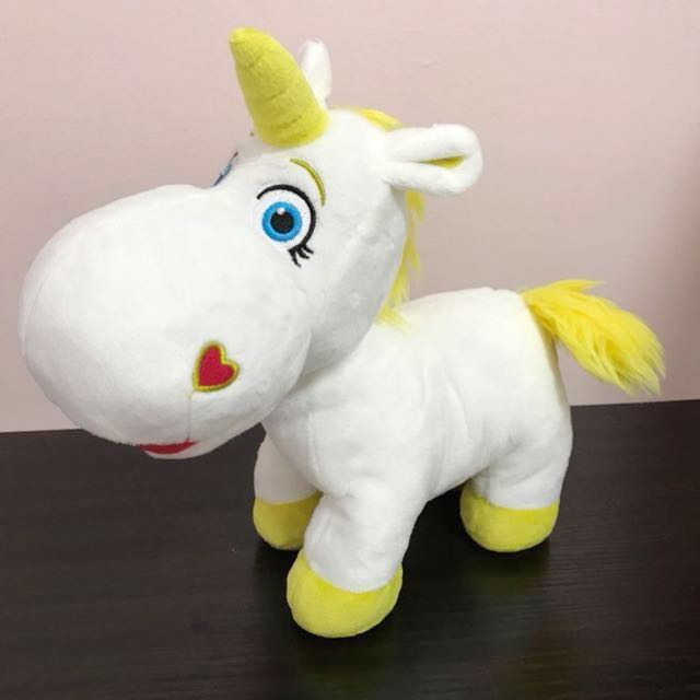 Disney Pixar Toy Story Unicorn Soft Toy