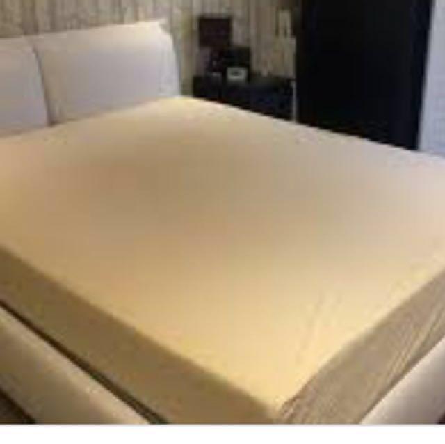 wholesale dealer 9b654 9ddde Double mattress Ergoflex Memory Foam, Furniture, Beds ...