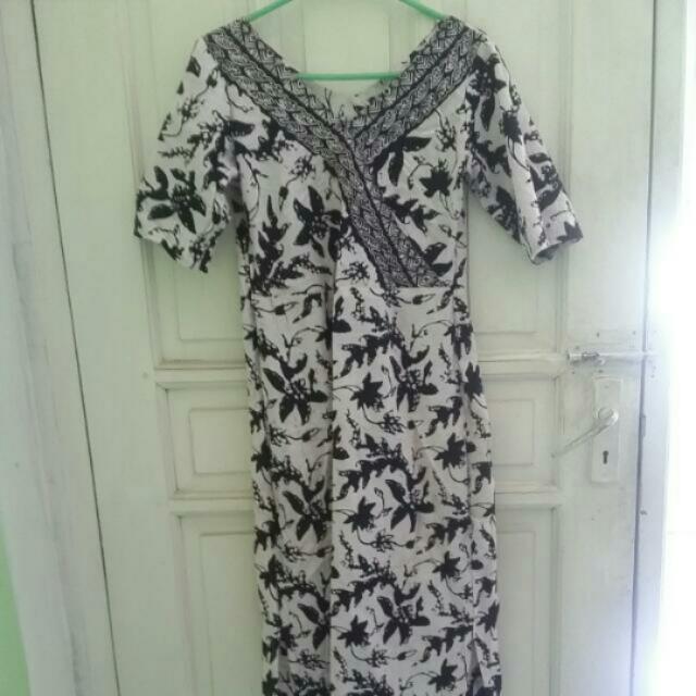 Dress Batik Sabrina