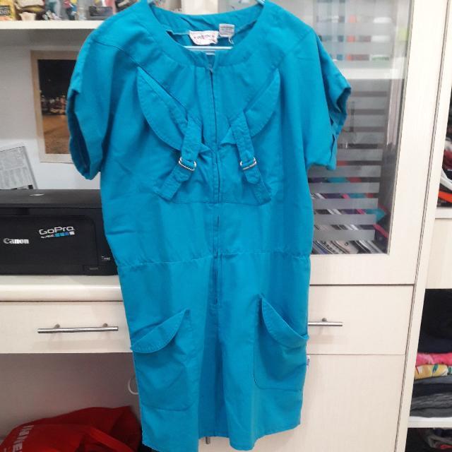 [ECLIPSE] Blue Jumpsuit
