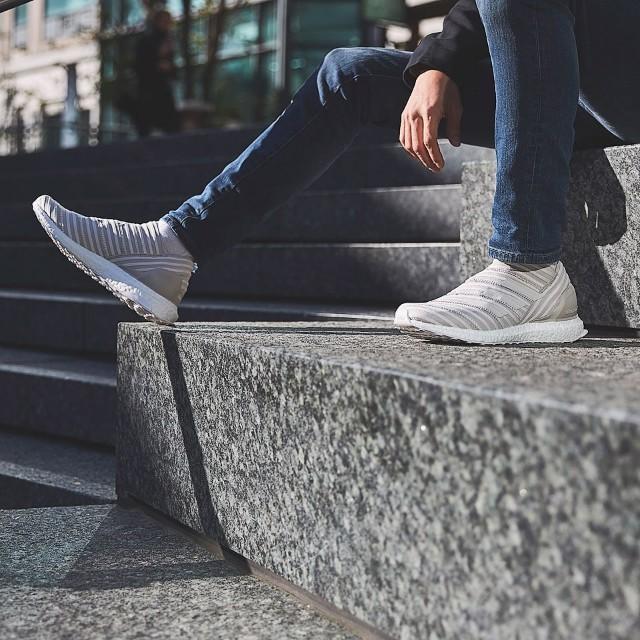f3d65da15b7 FAST!!) Adidas Ultra Boost Nemeziz Clear Brown