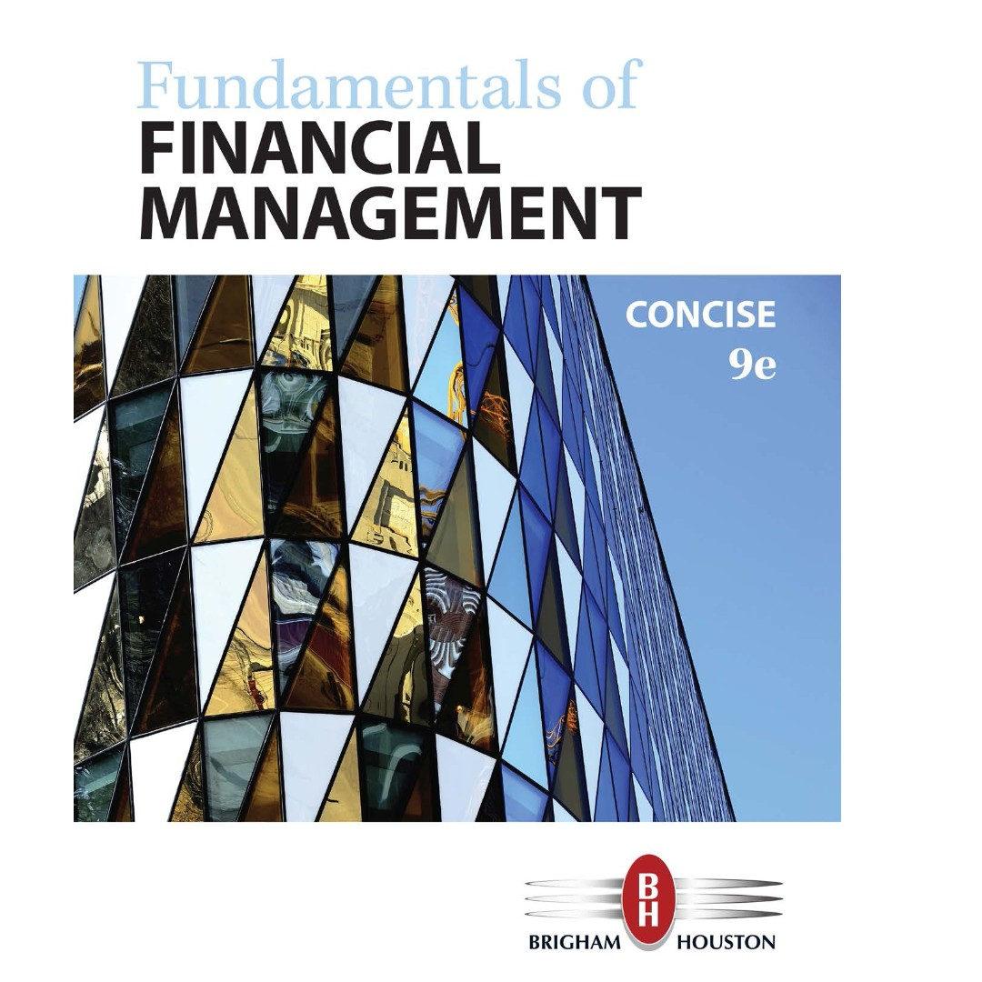 financial management brigham mini case Solution financial management theory and practice questions brigham 11e1 1 chapter 1 an overview of corporate finance and the financial environment answers to end-of-chapter questions1-1 a.