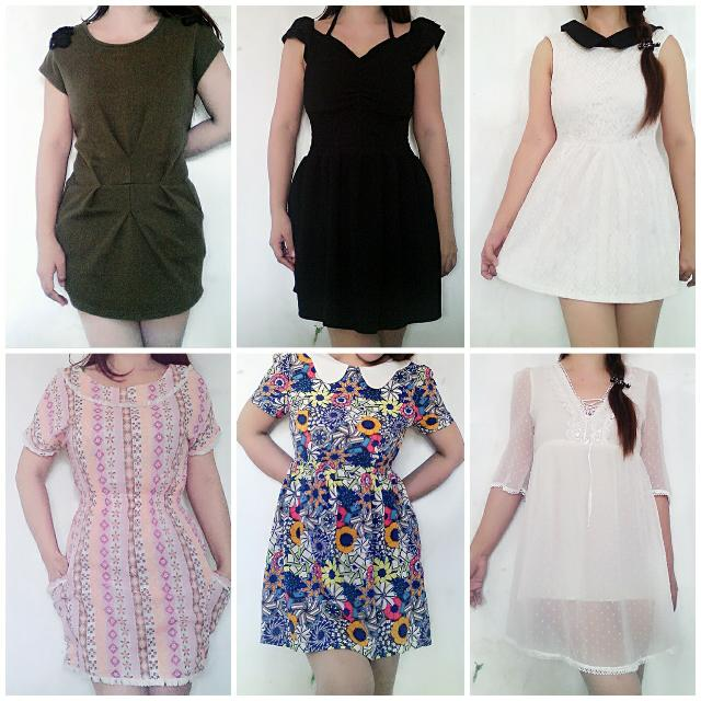 Get All Cute Dresses For P200 Only!