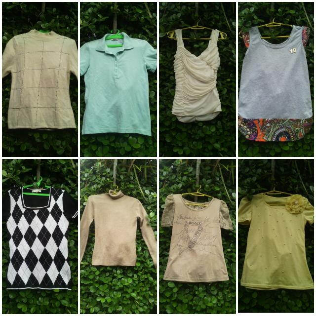 Get All Trendy Tops For Only P200!