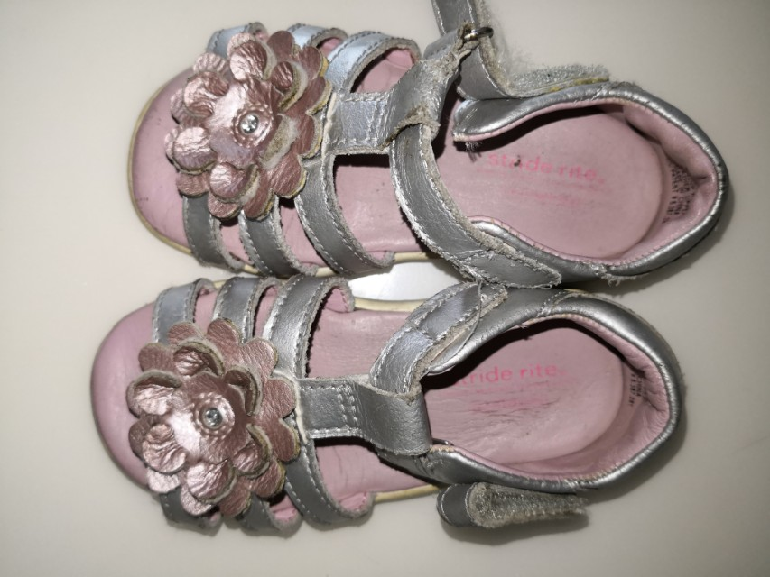 Girl Shoes sandals stride rite