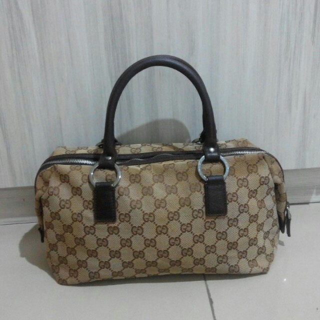 Gucci Boston Vintage ori