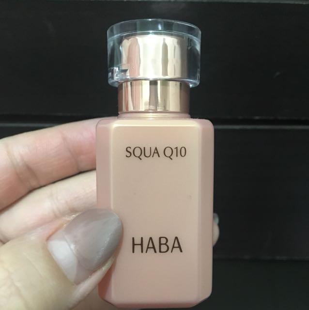 《二手》HABA Q10賦活精華液