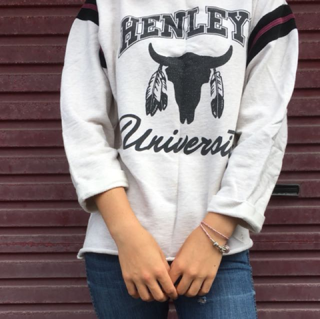 Hendleys University Jumper