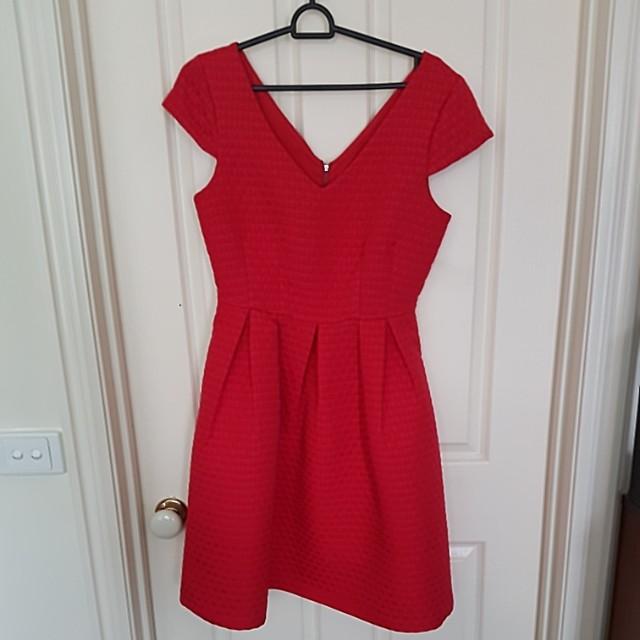 Hi There Karen Walker Dress 8-10