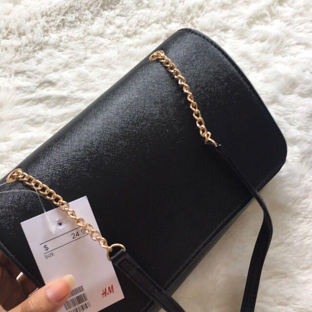 H&M / HnM Simple Clutch Bag