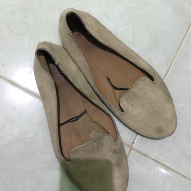 HnM flatshoes