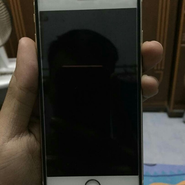 Iphone 6 Gold Cun TipTop LikeNew