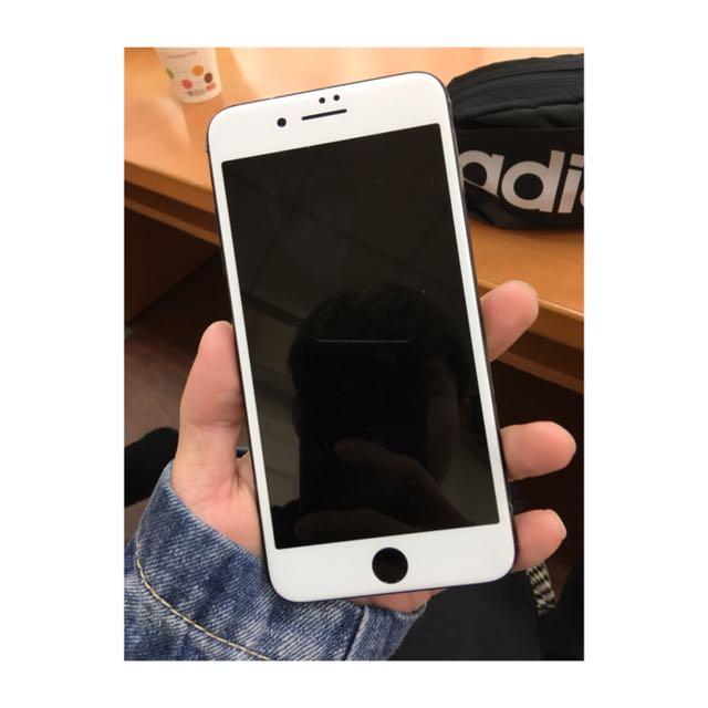 IPhone 7 Plus 消光黑 128g