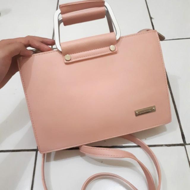 Jims Honey Pink Bags