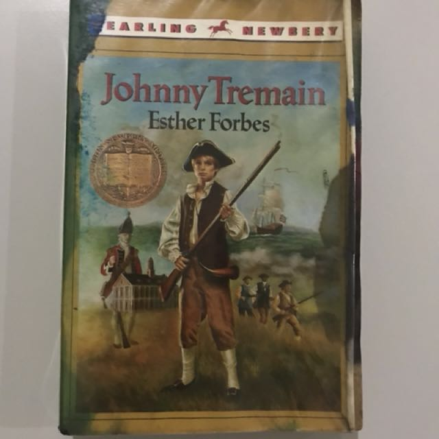Johnny tremain by esther forbes books books on carousell photo photo photo fandeluxe Image collections