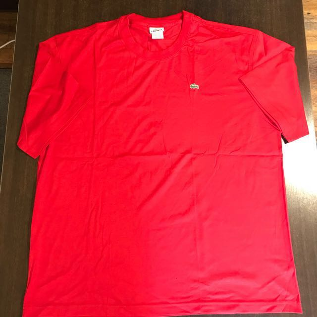 Lacoste Round Neck Shirt