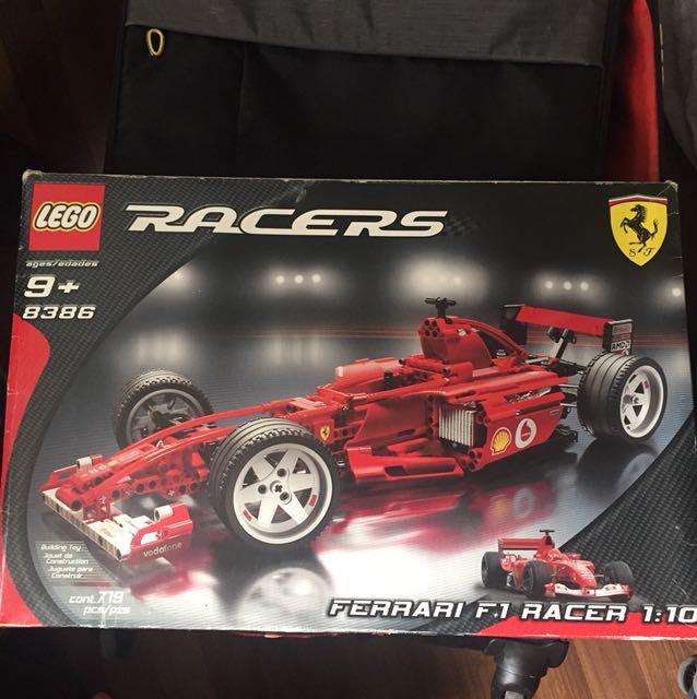 LEGO Ferrari F1 Racers