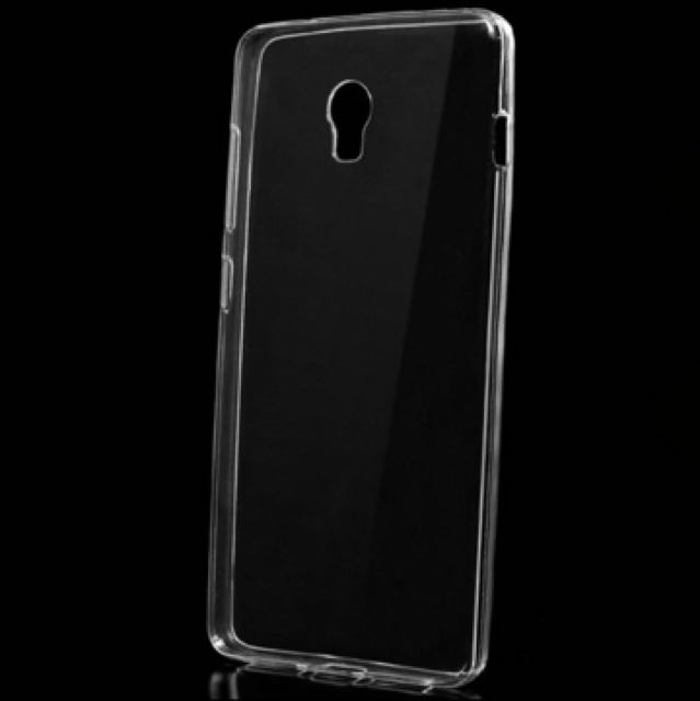 Lenovo Vibe P1 Transparent Silicone Thin Case