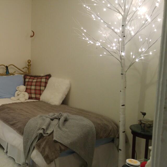 Light up tumblr tree