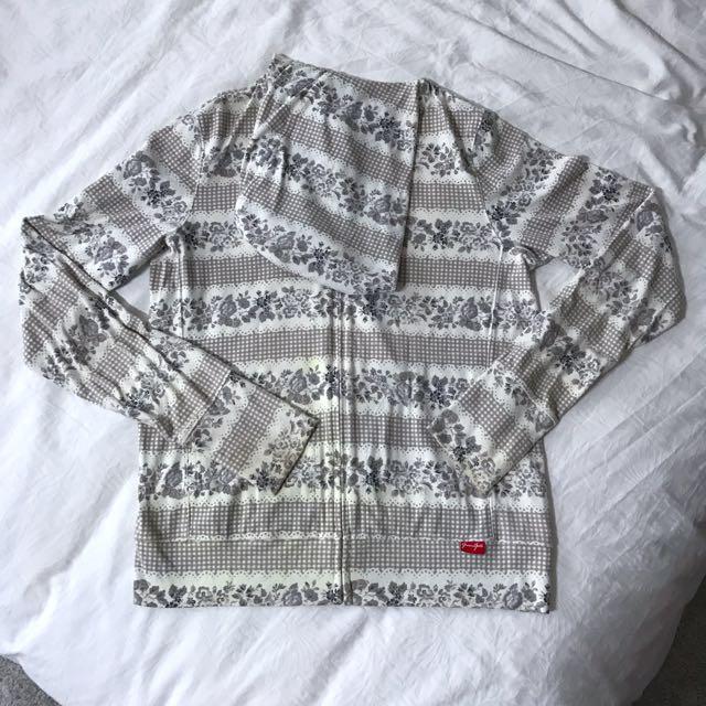 "Limited Edition Copenhagen Uniqlo ""sun"" jacket"