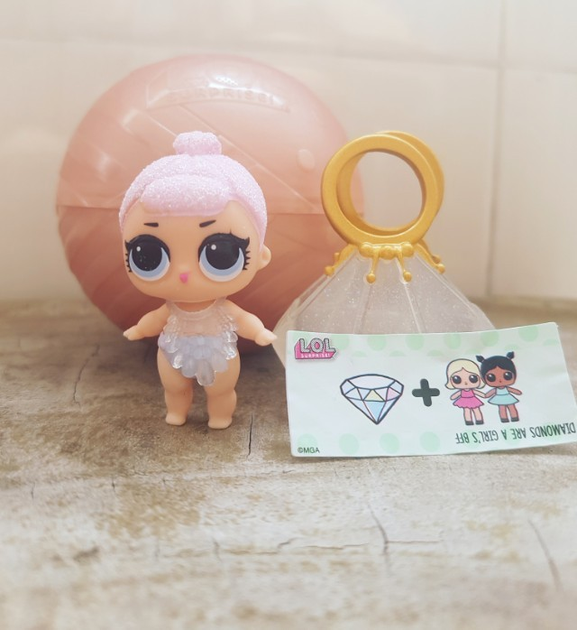 Lol Surprise Doll Lil Crystal Queen Sis For Sale Or