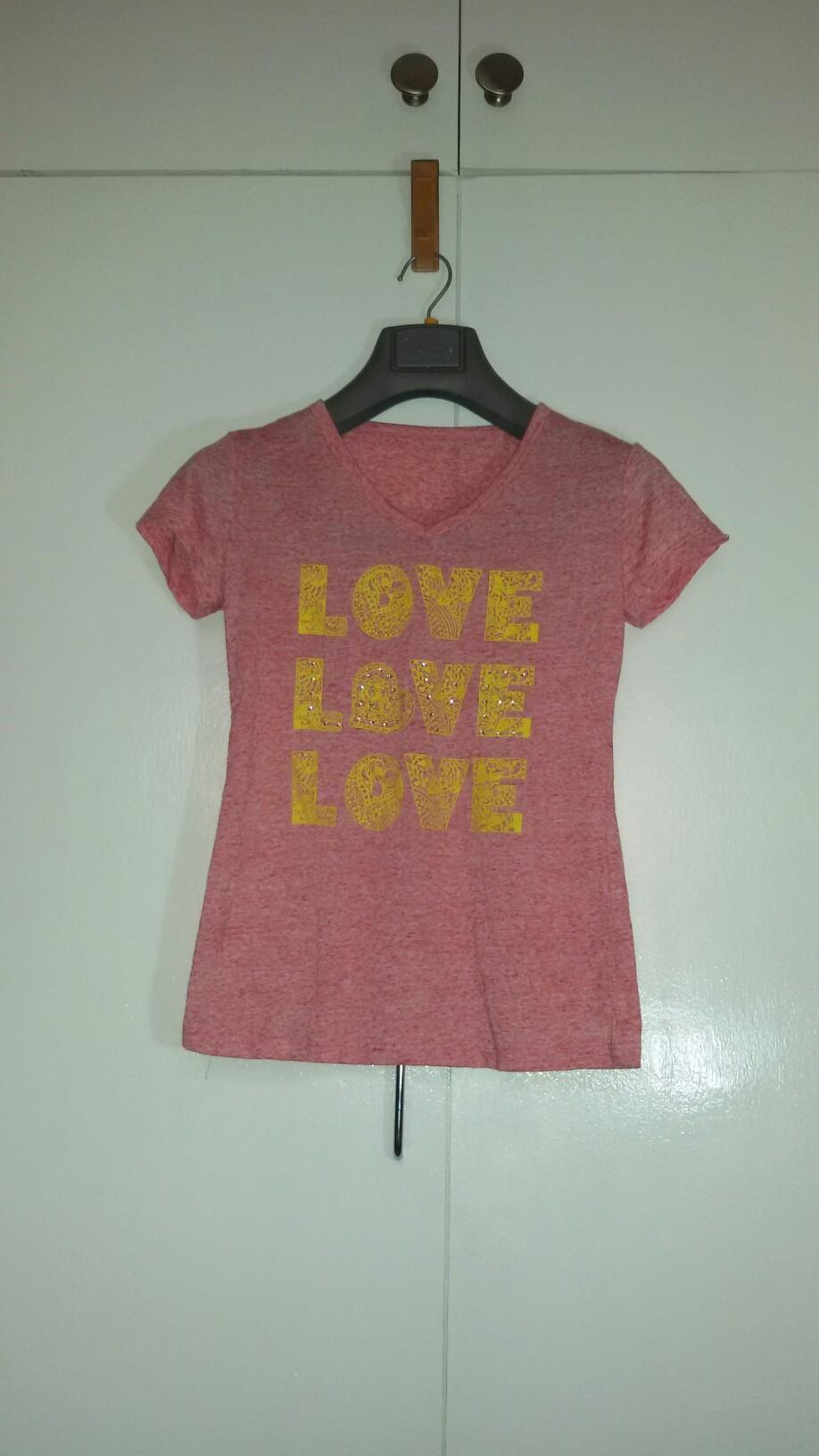 LOVE 3X Shirt