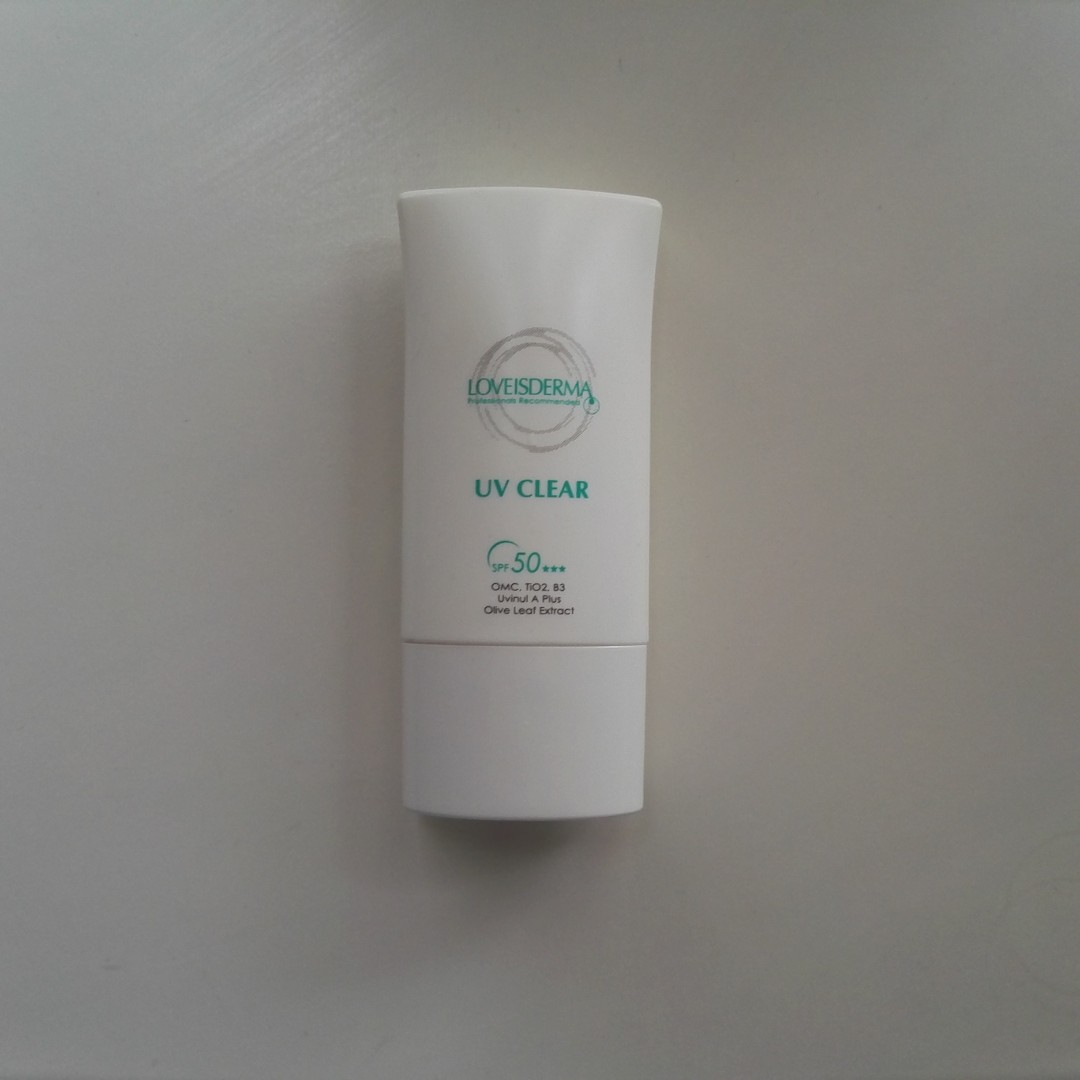Loveisderma UV Clear SPF 50+++