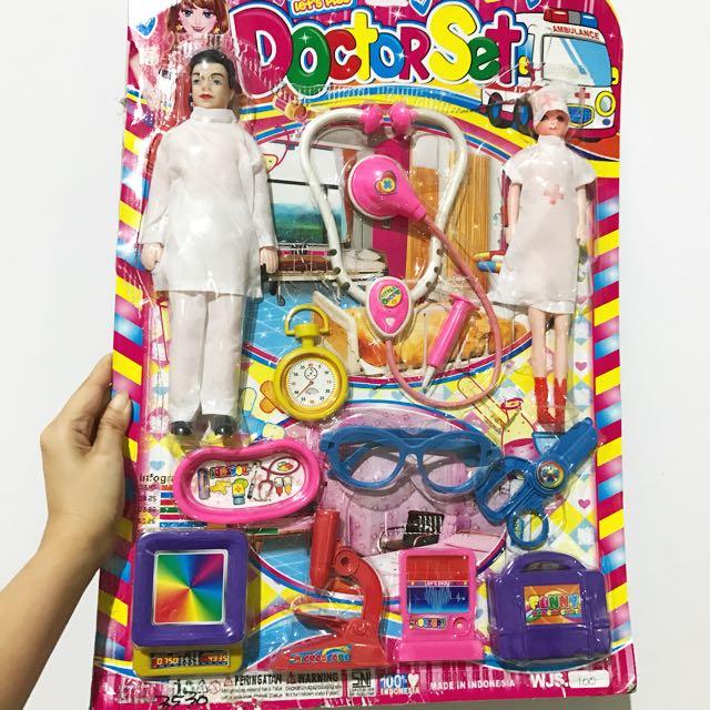 Mainan Dokter