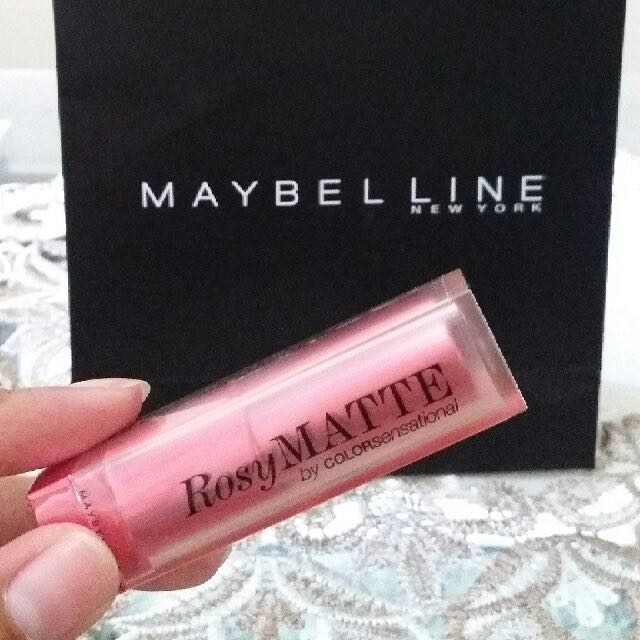 Maybelline Rosy Matte Shade Natural Beige